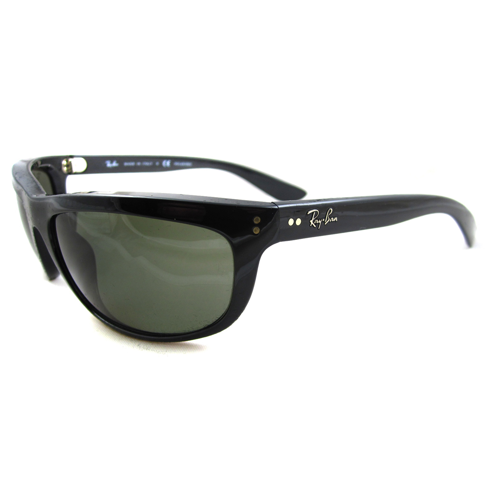 8309cfc053e Sentinel Rayban Sunglasses Balorama 4089 601 58 Black Polarized