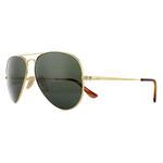 Ray-Ban Aviator Metal II RB3689 Sunglasses
