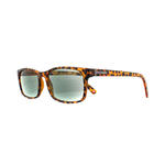 Montana MR73AS Sunreaders Havana with Green Readers Lens +1.50 up to +3.00 power