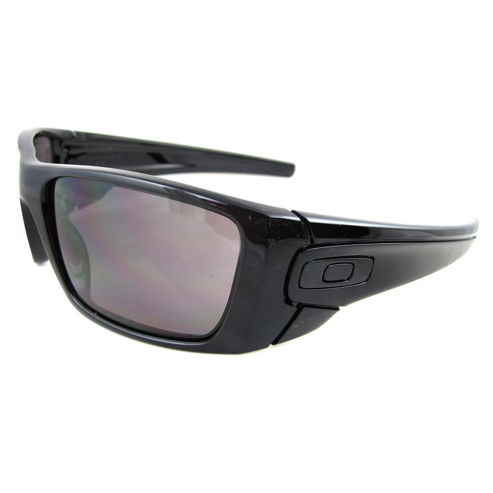 1e93ec61098f Sentinel Oakley Sunglasses Fuel Cell Polished black Warm Grey OO9096-01