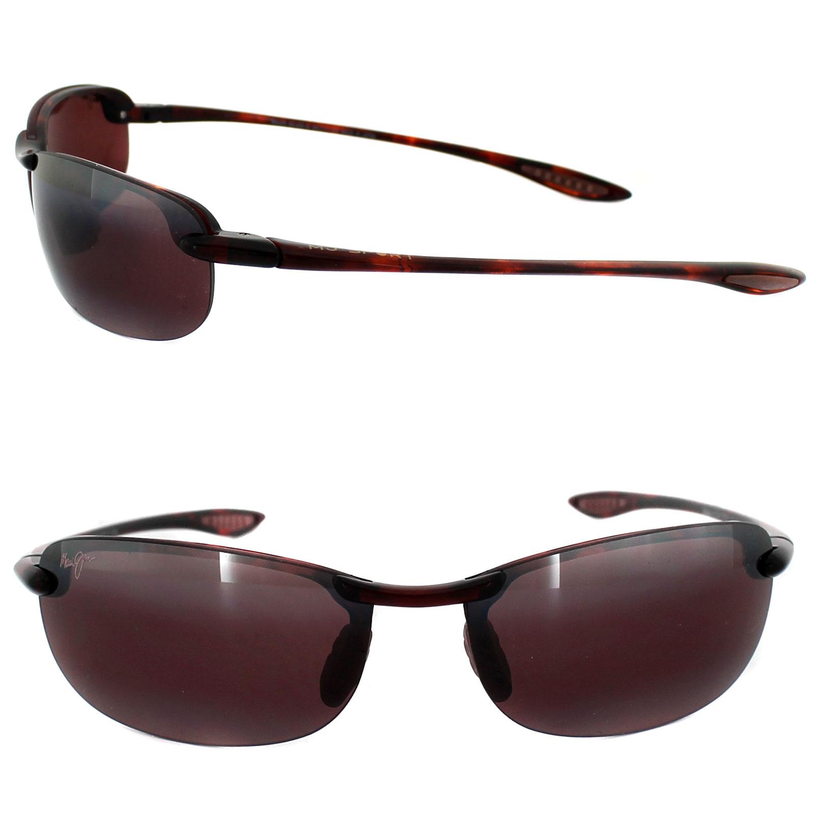 f006a57eea7 Sentinel Maui Jim Sunglasses Makaha R405-10 Tortoise Rose Polarized
