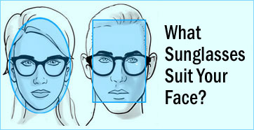 Sunglasses Face Shape Guide