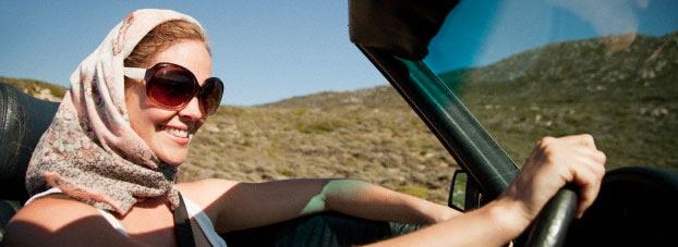 why are polarized sunglasses good for driving?
