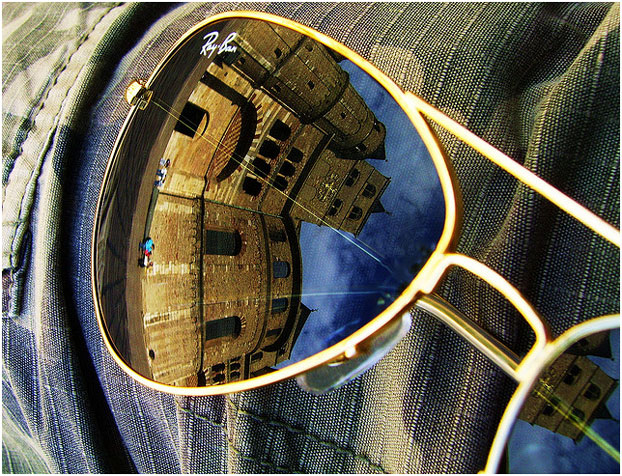 History of Ray-Ban - image by Christiaan Triebert