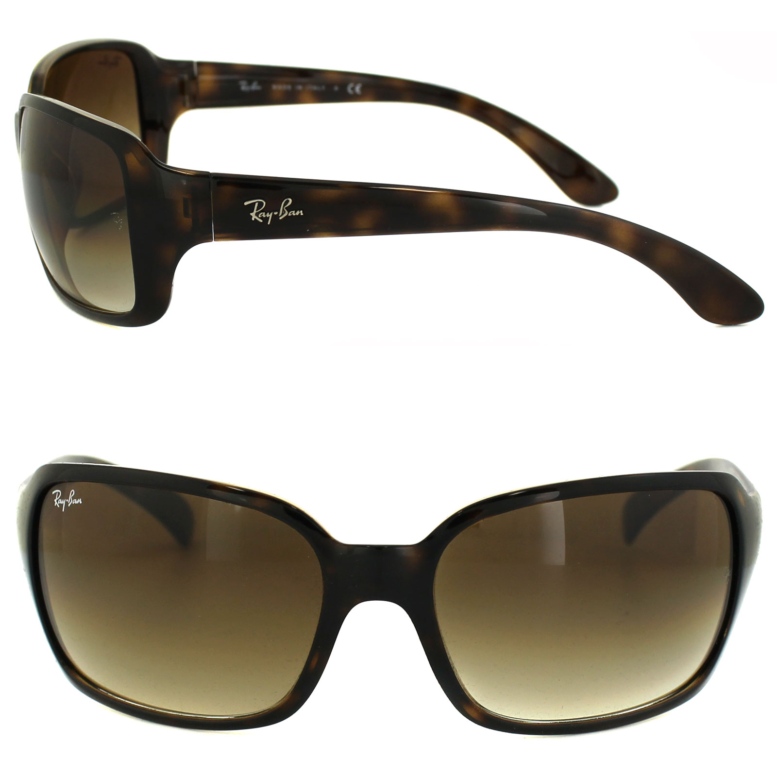 224a3948d1 Sentinel Ray-Ban Sunglasses 4068 710 51 Havana Brown Gradient