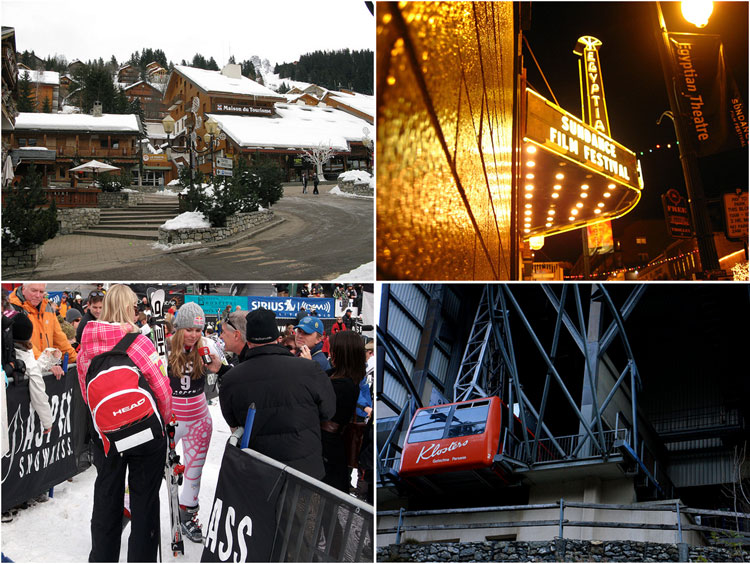 Ski with the Stars: Where Celebrities Are Skiing This Winter