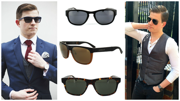 Summer Wardrobe and Sunglasses Style by Adam TheMaleStylist