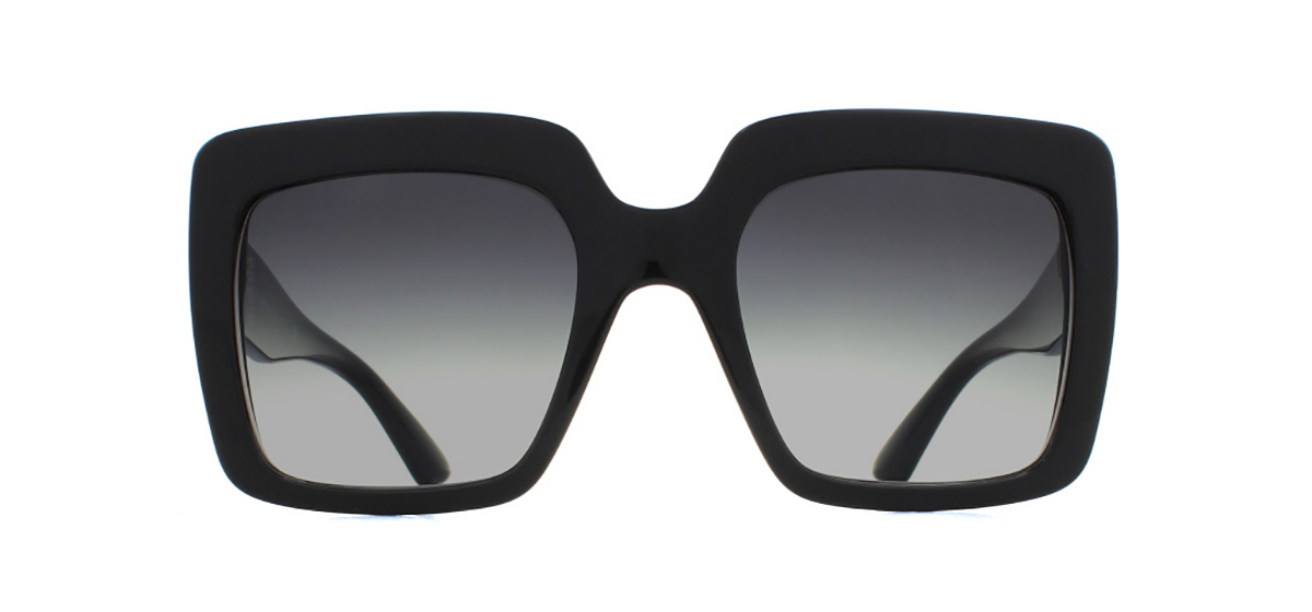 4373d6b8d69 Sentinel Dolce   Gabbana DG4310 Sunglasses Black 501 8G Grey Gradient 52mm