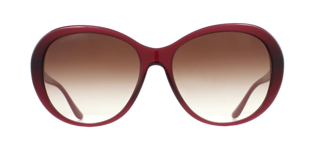 ca8500dc4e2 Sentinel Versace VE4324B Sunglasses Opal Bordeaux 109 13 Brown Gradient 57mm