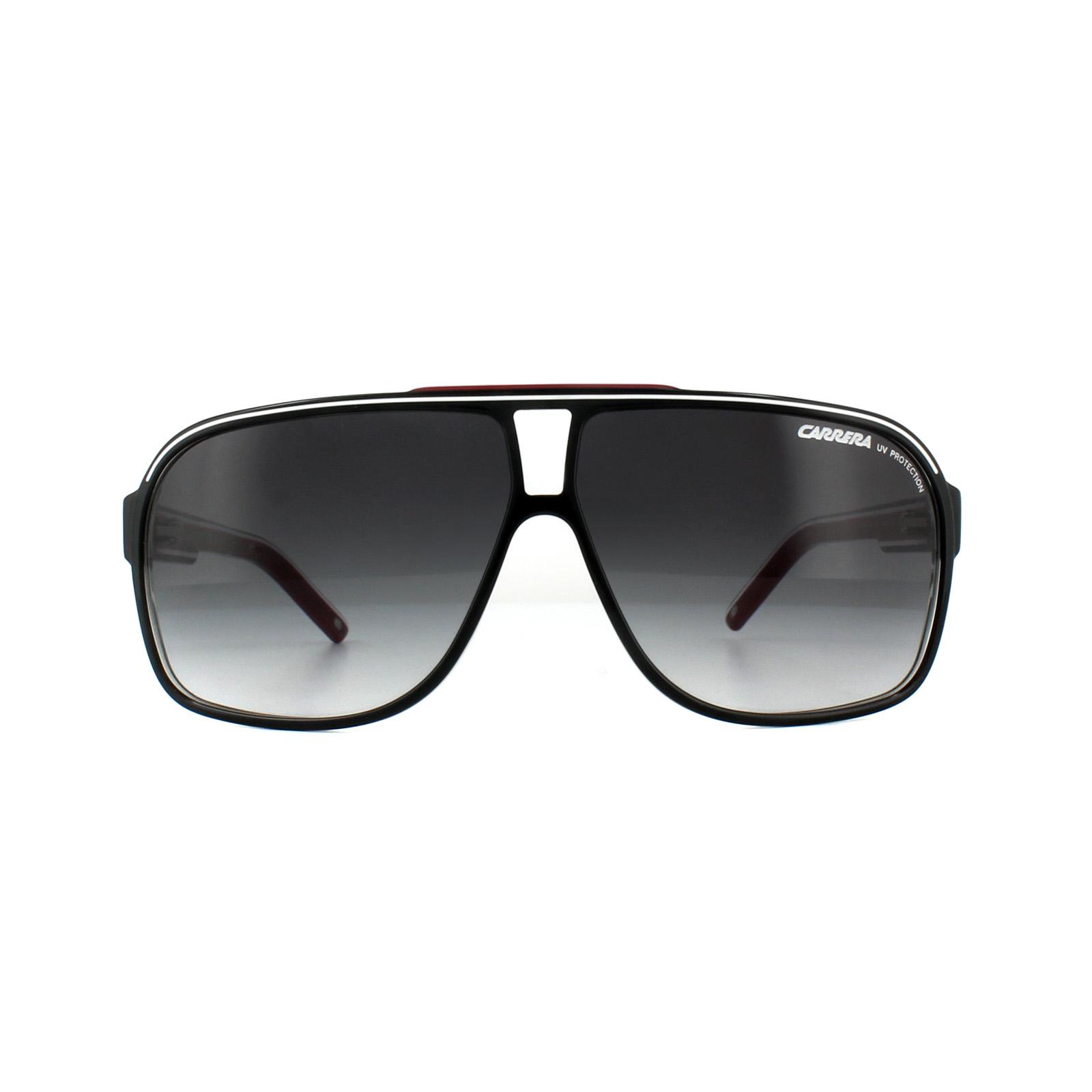 0283b62760f97d Sentinel Thumbnail 2. Sentinel Carrera Sunglasses Grand Prix 2 T4O 9O Black  Dark Grey Gradient. Sentinel Thumbnail 3