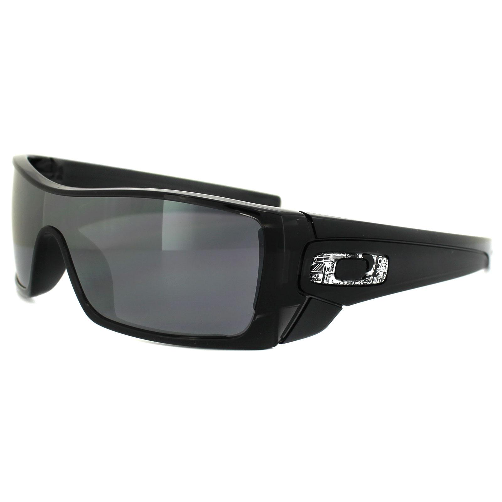 Oakley Sunglasses Batwolf OO9101-01 Black Ink Black Iridium ...