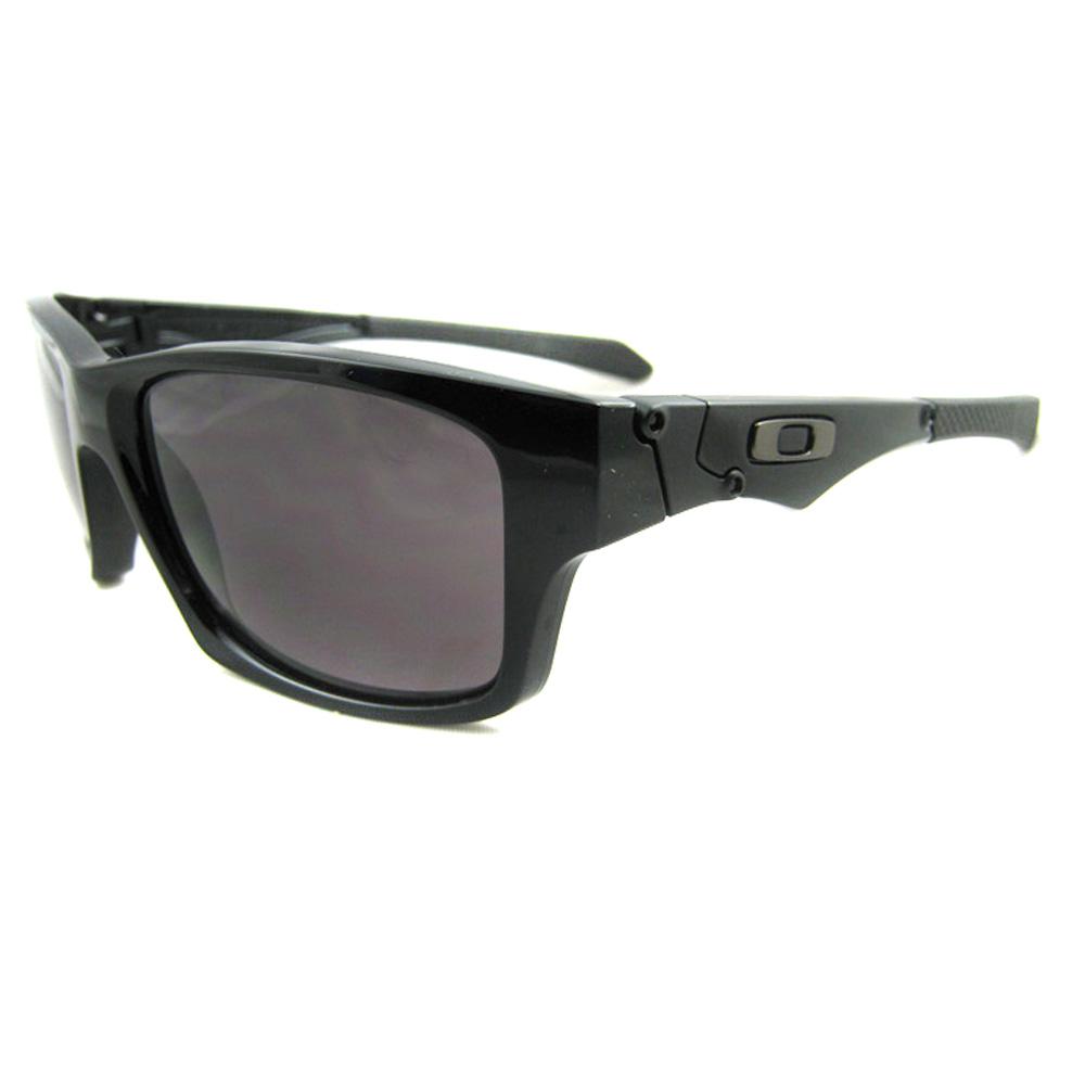 3d113678a15 Sentinel Oakley Sunglasses Jupiter Squared Polished Black Warm Grey OO9135- 01