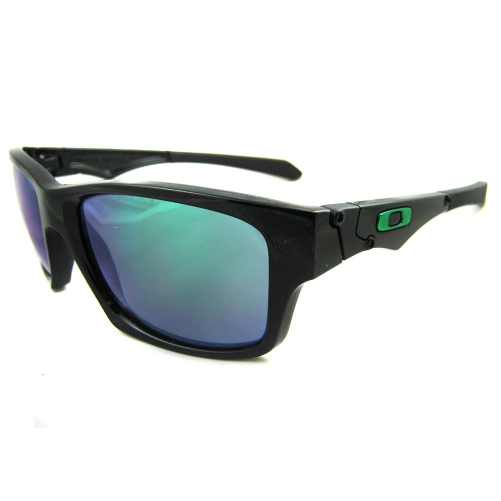 80806f56df2 Sentinel Oakley Sunglasses Jupiter Squared Polished Black Jade Iridium  OO9135-05