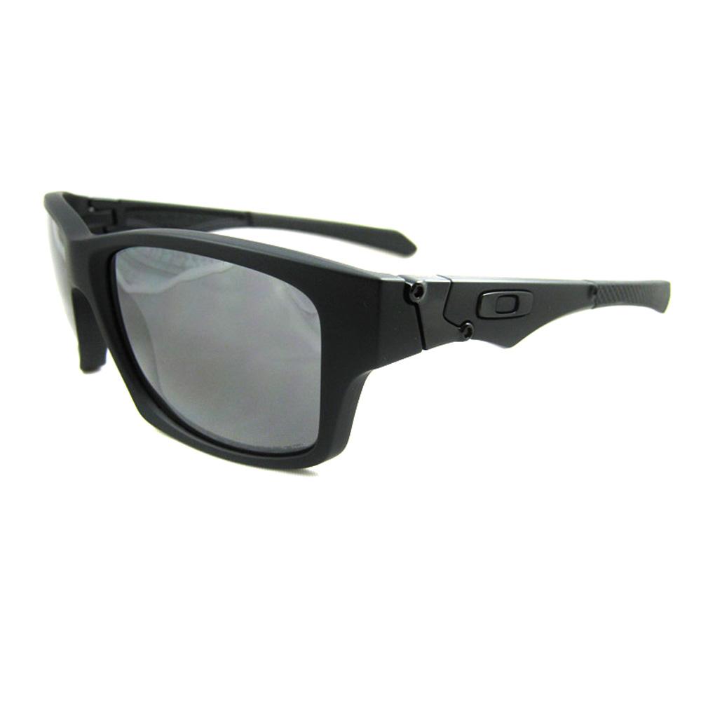 3c1954b5f9 Sentinel Oakley Sunglasses Jupiter Squared Matt Black Black Iridium  Polarized OO9135-09