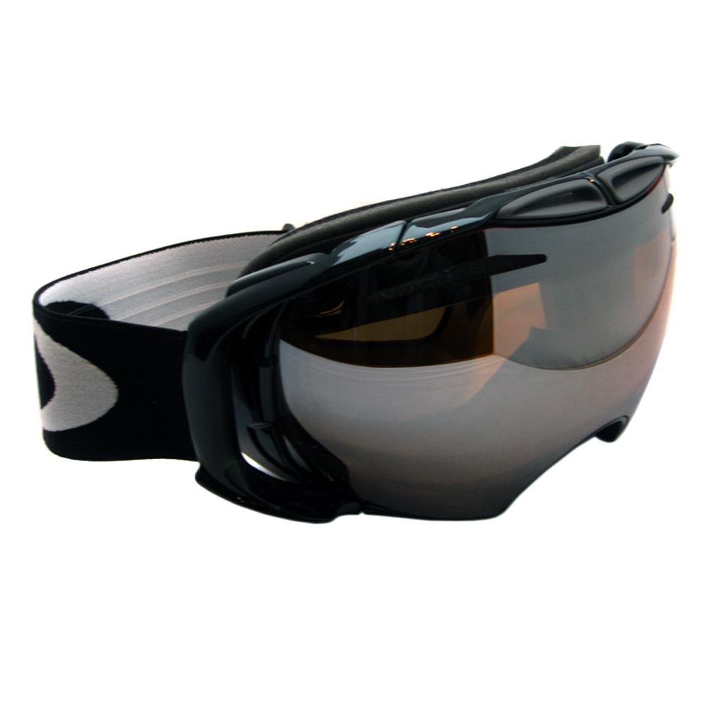 oakley airbrake black iridium