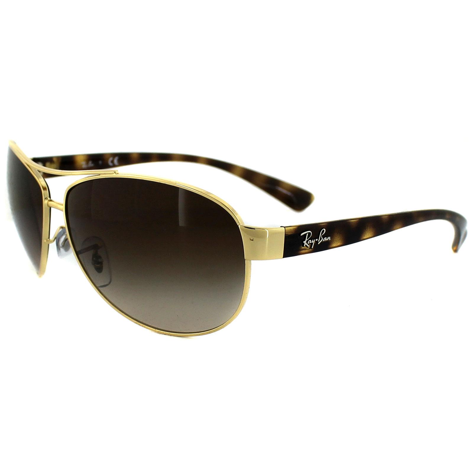 Original Mostrar De Gafas Oro Título 3386 Brown Acerca Sol Gradient 63mm Detalles Ban Pequeño Ray 00113 AjL345qcR