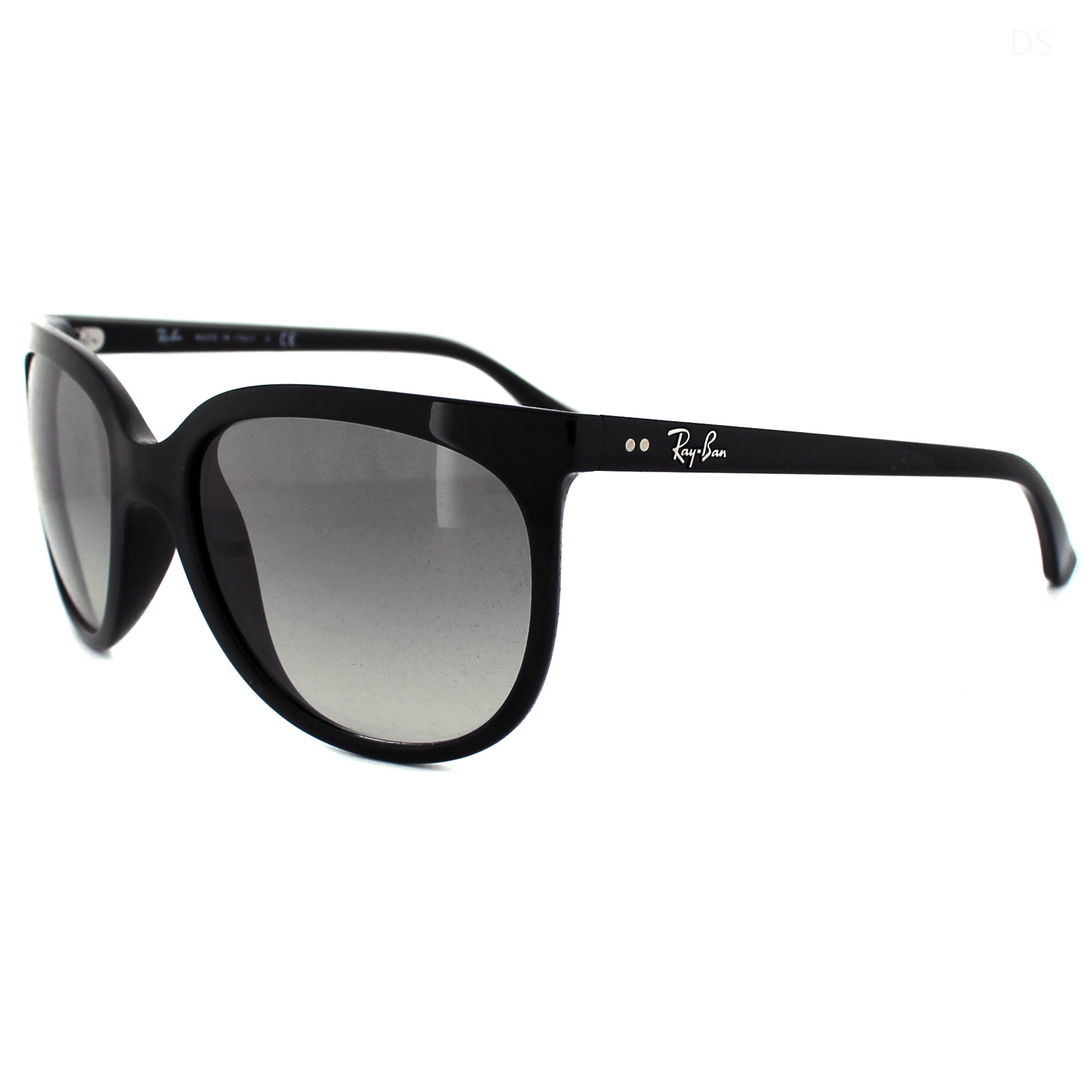 ... sale sentinel rayban sunglasses cats 1000 4126 black grey gradient 601  32 758c5 c6e72 ... f83c23ecf924