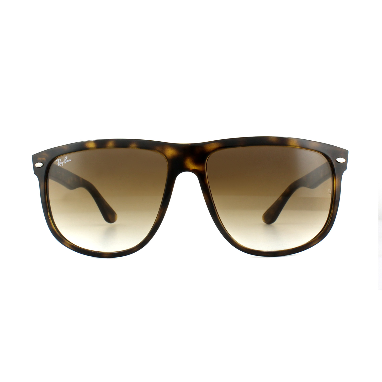 1d029631078 Sentinel Ray-Ban Sunglasses 4147 Light Havana Brown Gradient 710 51 Large  60mm