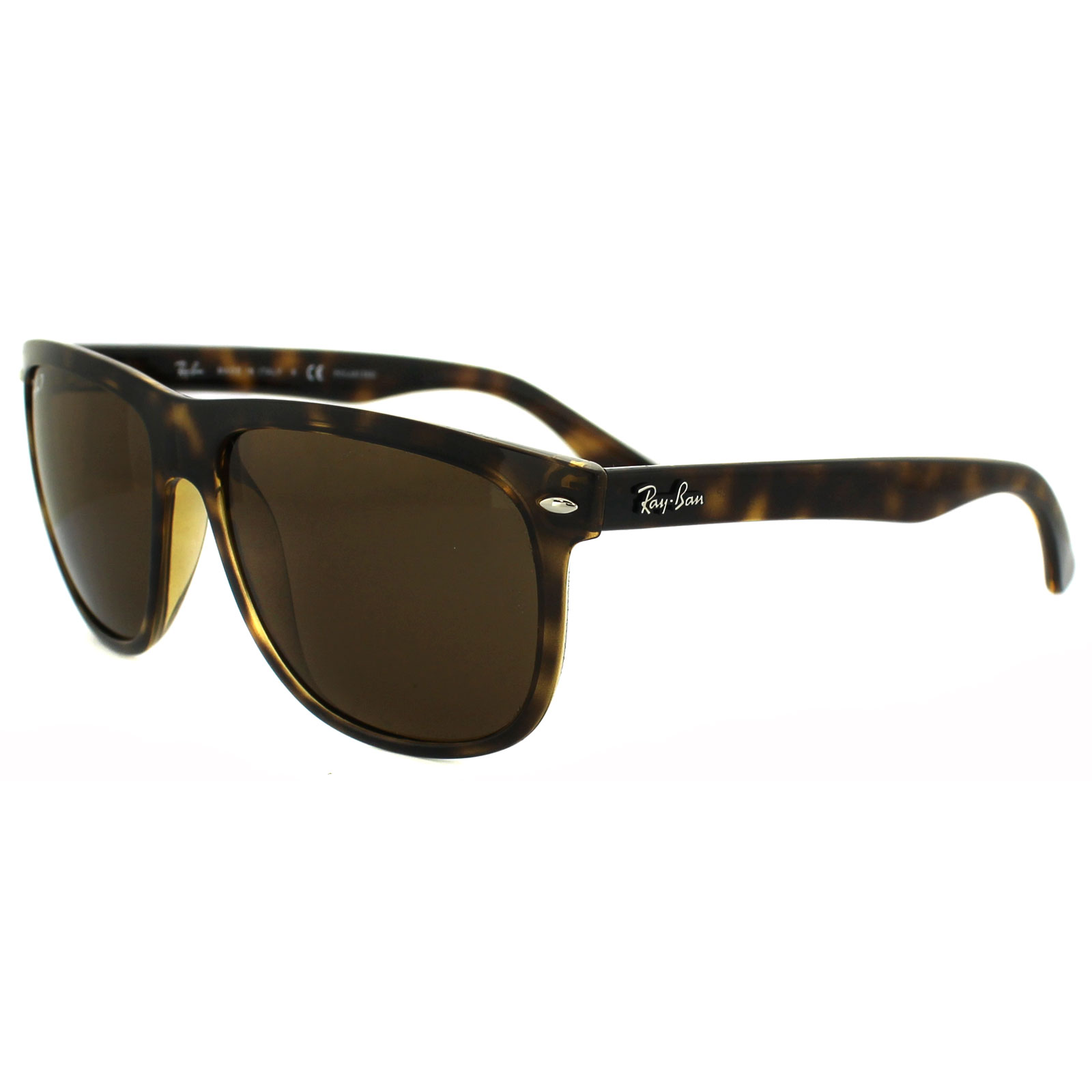 a444be2dd4 Sentinel Ray-Ban Sunglasses 4147 710 57 Tortoise Brown Polarized 60mm