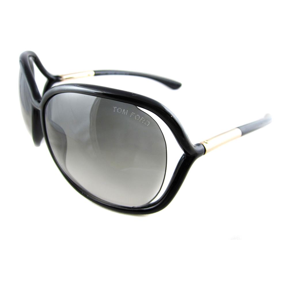 020f61ea4df Sentinel Tom Ford Sunglasses 0076 Raquel 199 Black Grey Gradient