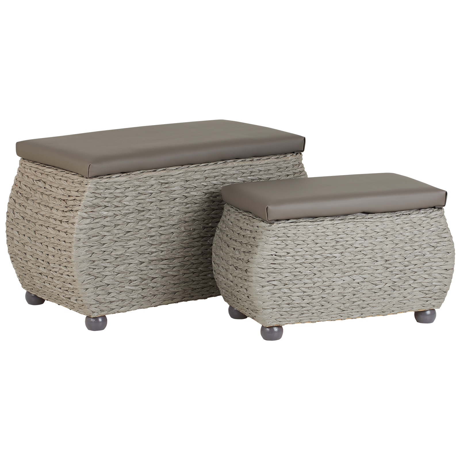 Marvelous Details About Hartleys Twin Storage Trunk Stool Bedding Blanket Rattan Wicker Box Bench Seat Creativecarmelina Interior Chair Design Creativecarmelinacom