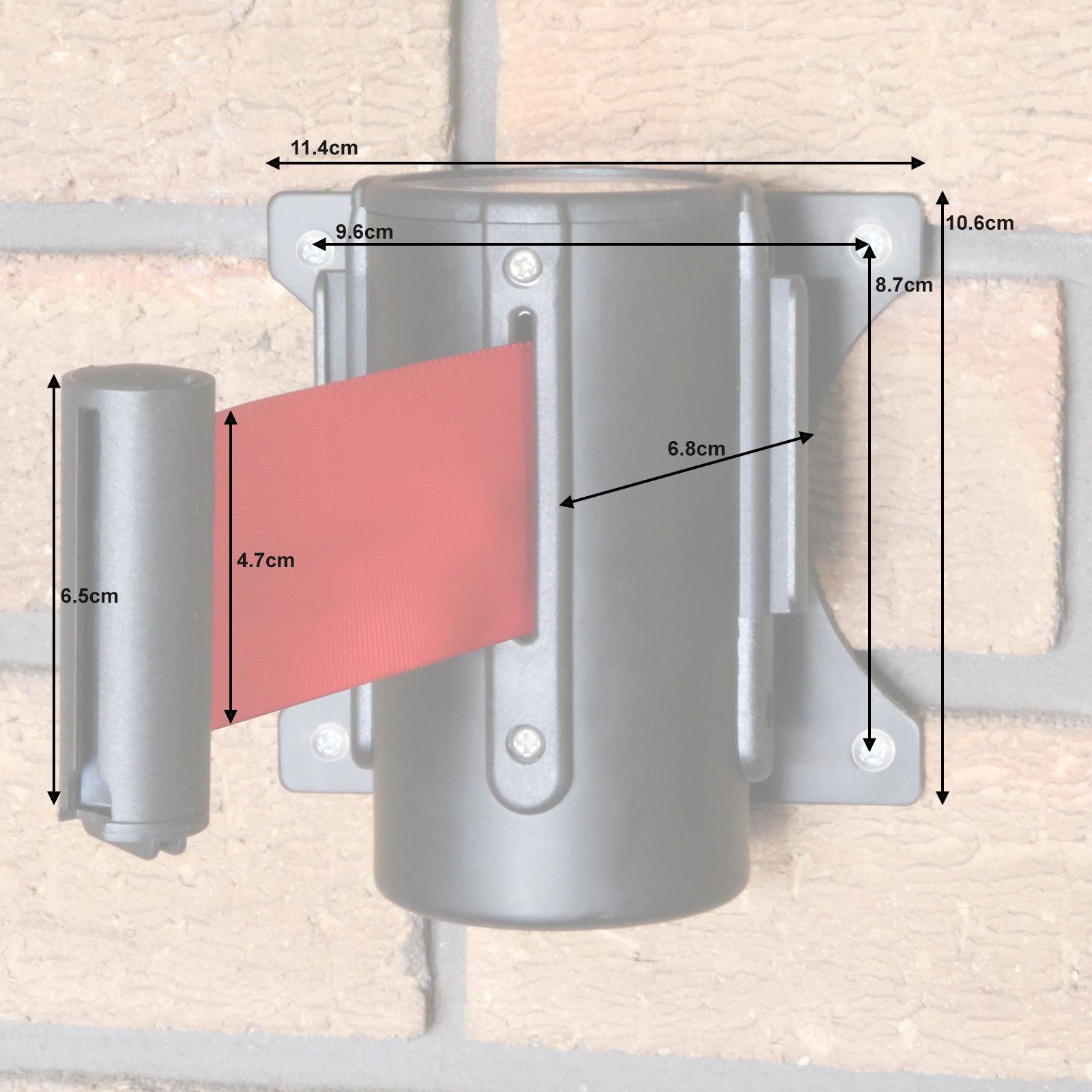 Retractable Door Barrier Amp Retractable Dock Door Safety