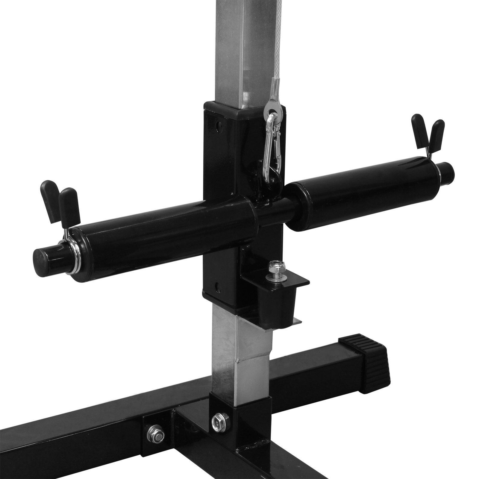 Bench Presses Vs Lat Pull Downs: DTX Fitness Home Multi Gym Cable/Lat Pull Down Workstation