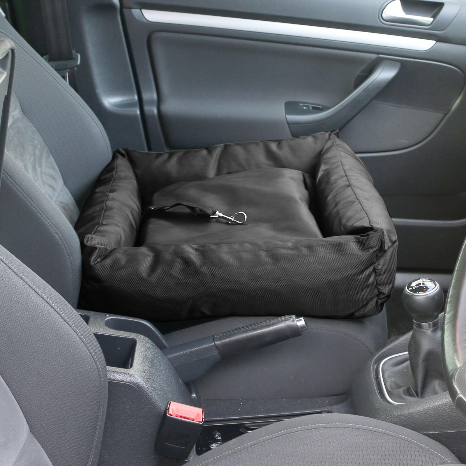Sentinel ME MY BLACK PET DOG PUPPY CAR SEAT BED COMFORT TRAVEL MAT CUSHION