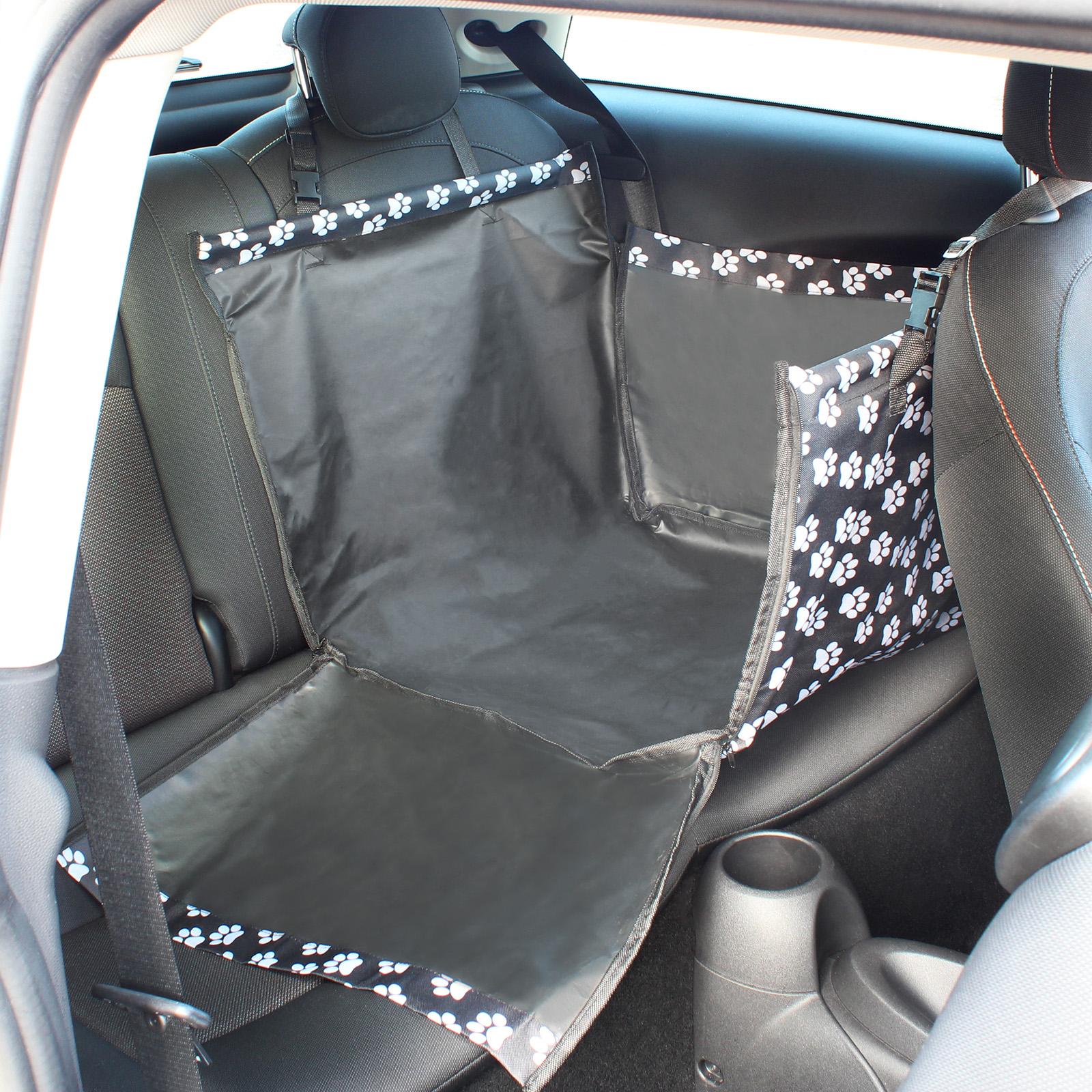ME & MY SMALL REAR WATERPROOF CAR SEAT LINER/PROTECTOR HAMMOCK PET