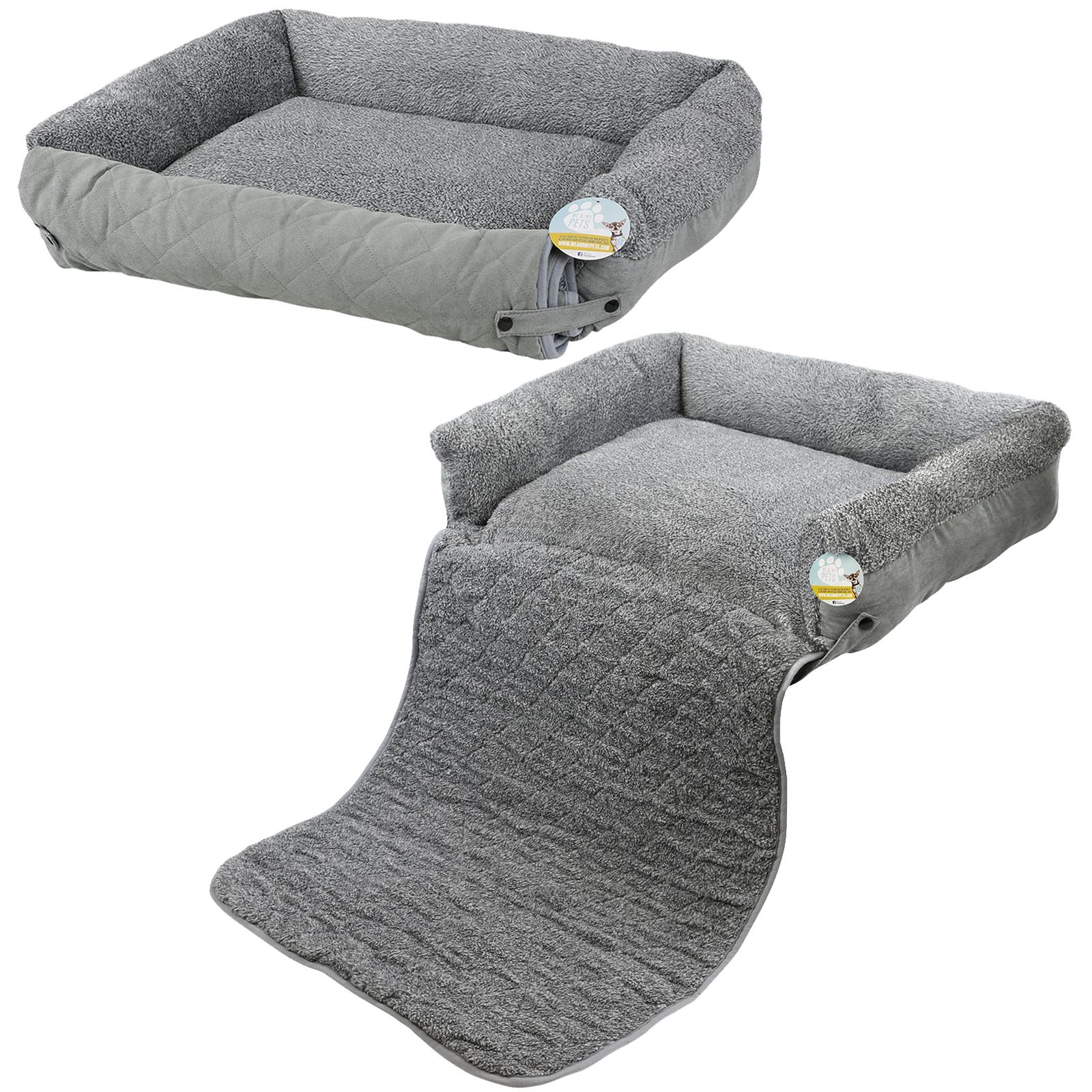 Fleece Dog Sofas