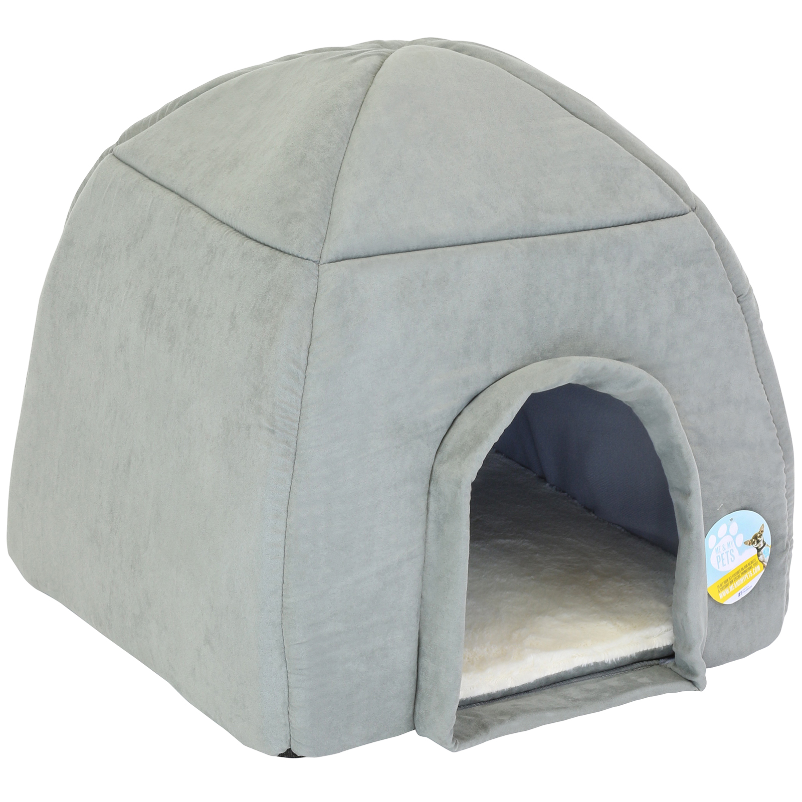 Igloo Dog House Bed
