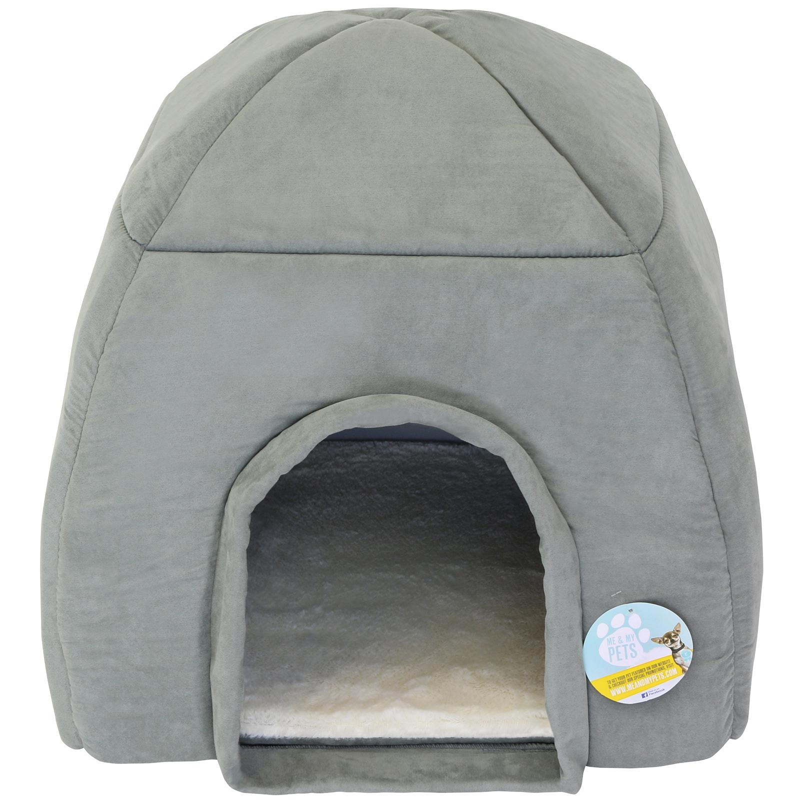 how to make an igloo dog house warmer