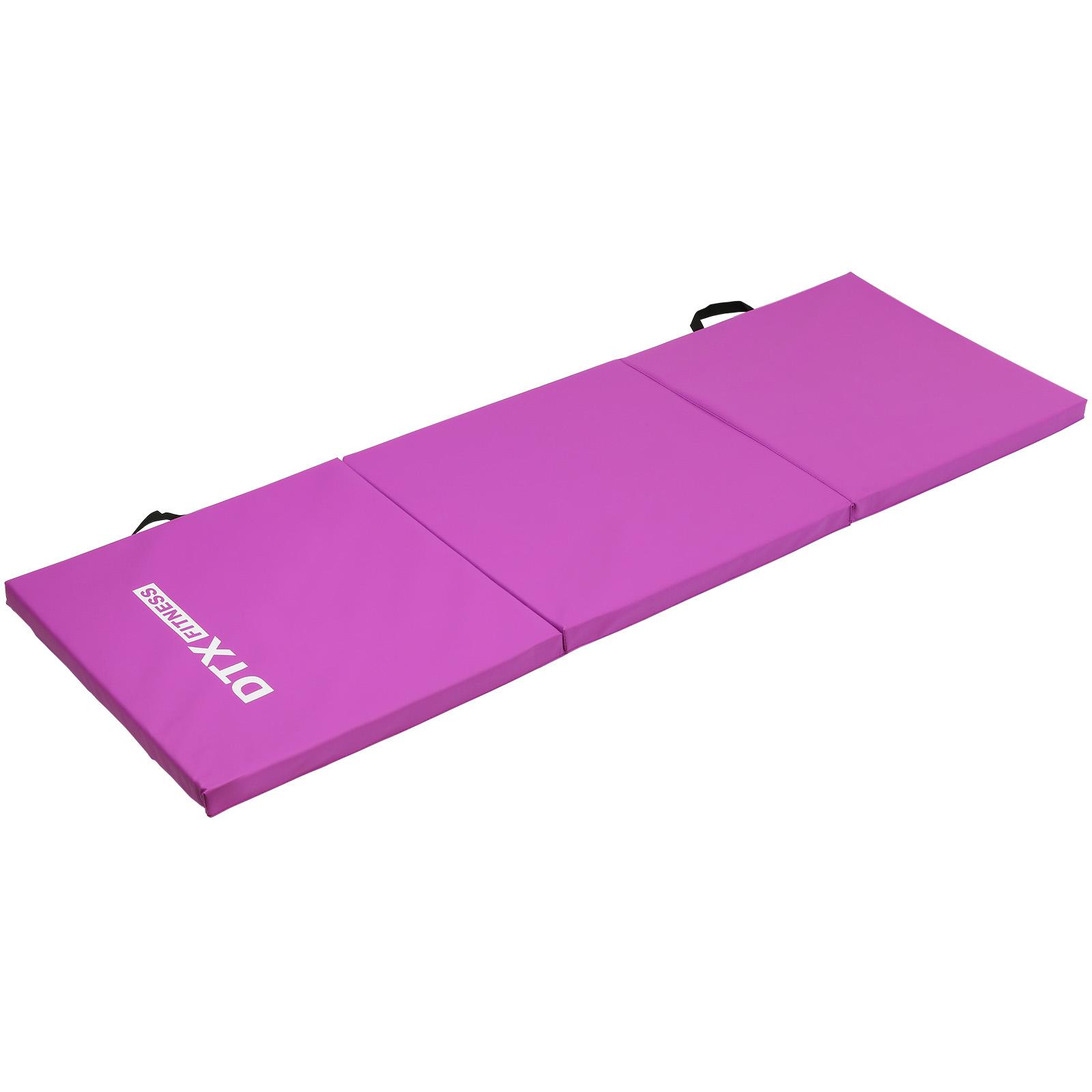 folding blue sports diy dp gymnastics nirosport mat amazon exercise gymnastic hinged uk co tumbling outdoors waterproof x mats