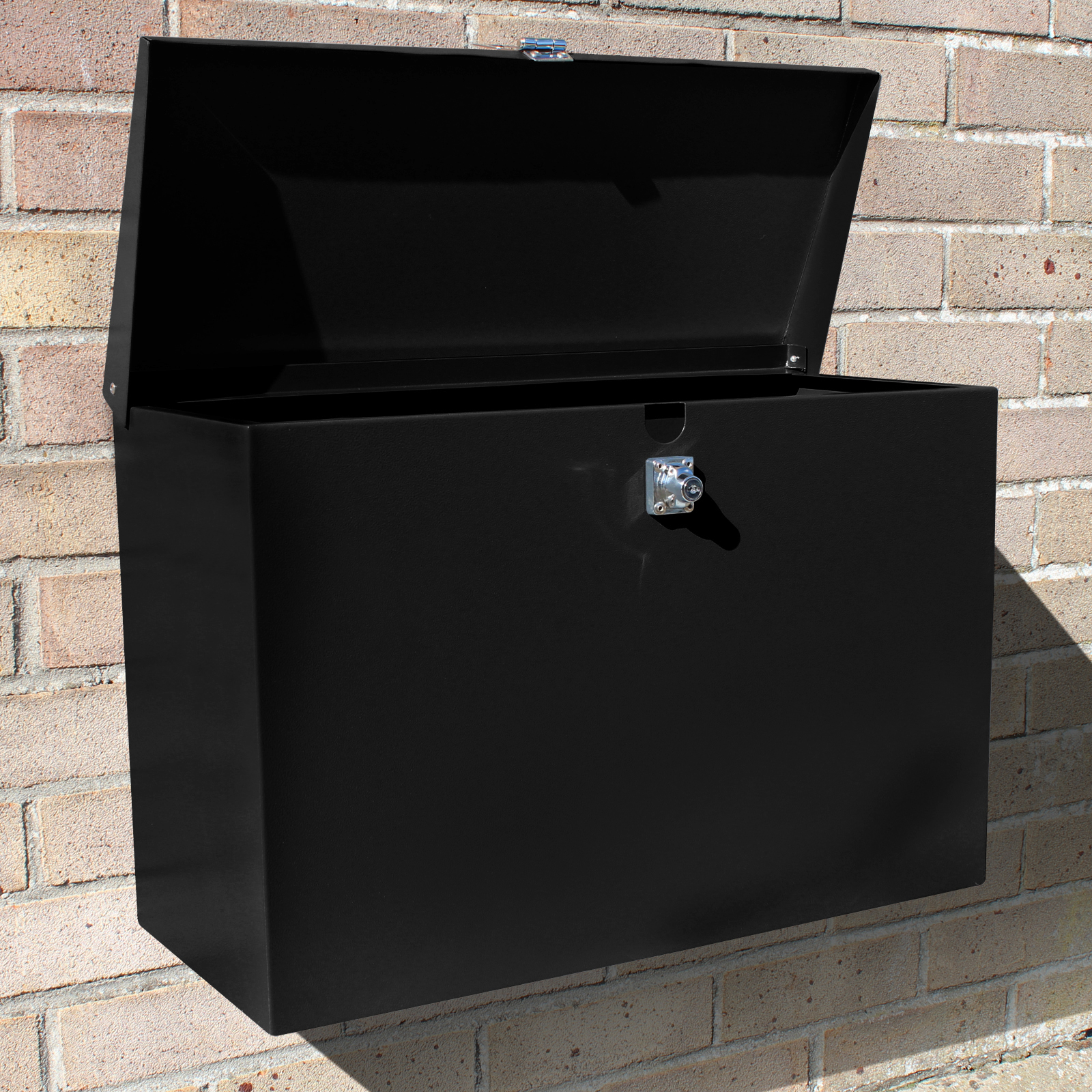 Large external post box dimensions