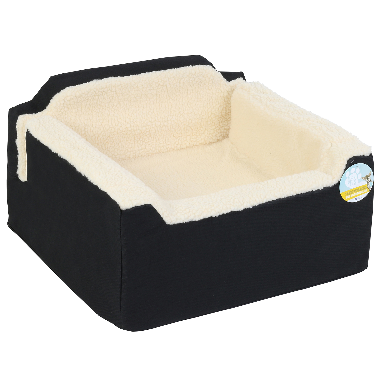 Small in Small /& Medium 32 x 42 x 42cm Dog Puppy Pet Soft Car Booster Safety Seat Travel Safe , Green 6 Available Colours