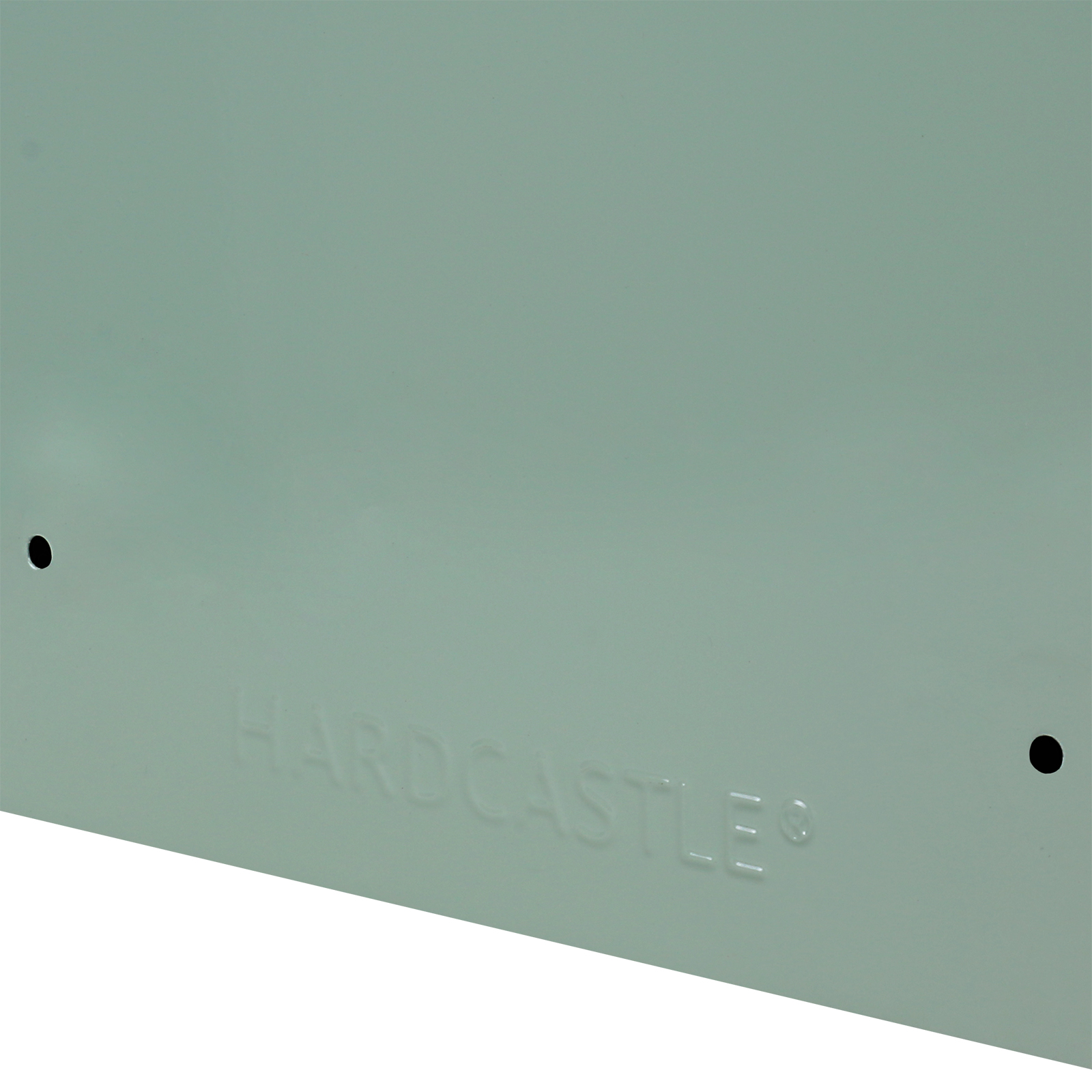 Wundervoll Hardcastle Briefkasten aus Stahl zur Wandbefestigung, Extra Groß  WF85