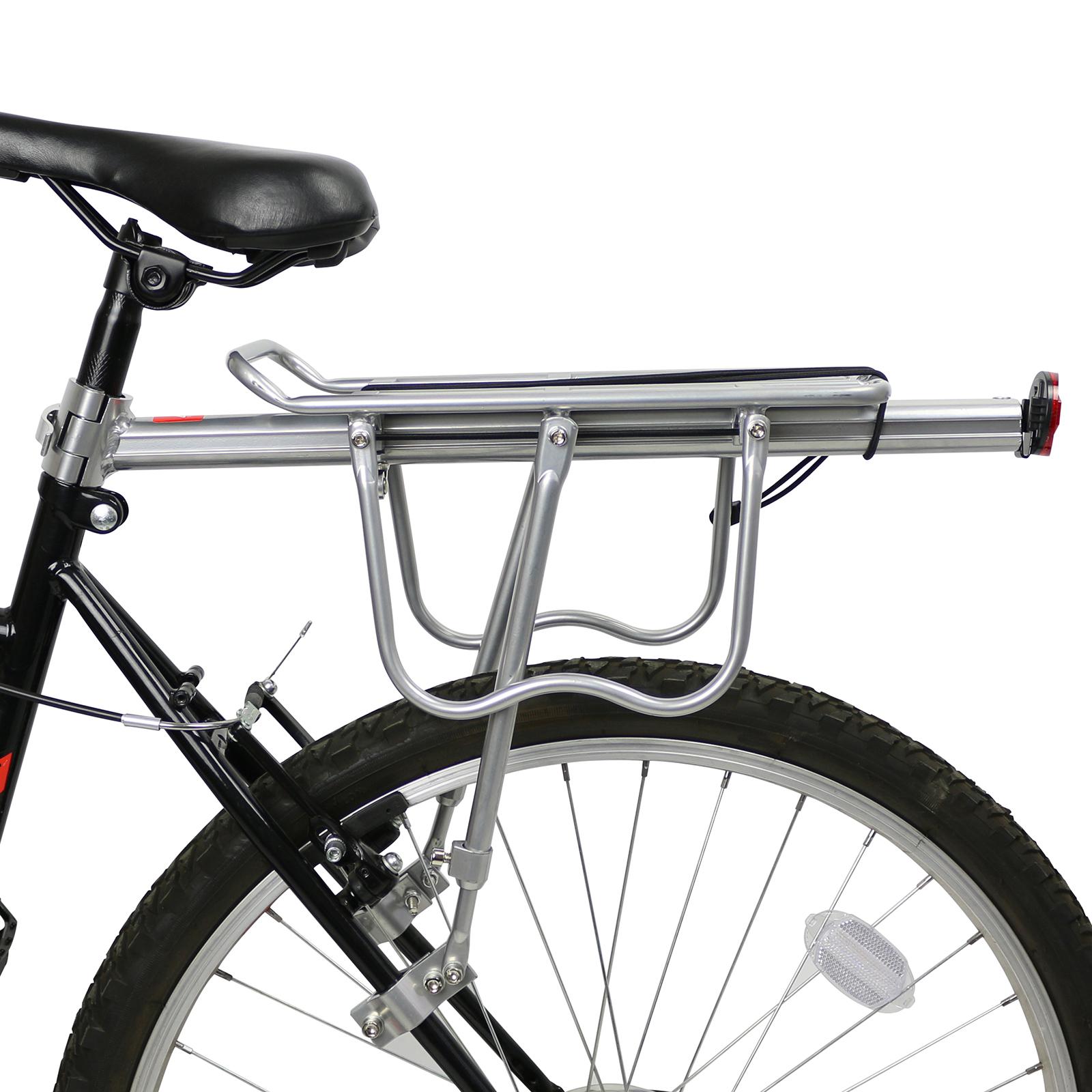 pedalpro einstellbarer fahrrad gep cktr ger hinten silber. Black Bedroom Furniture Sets. Home Design Ideas