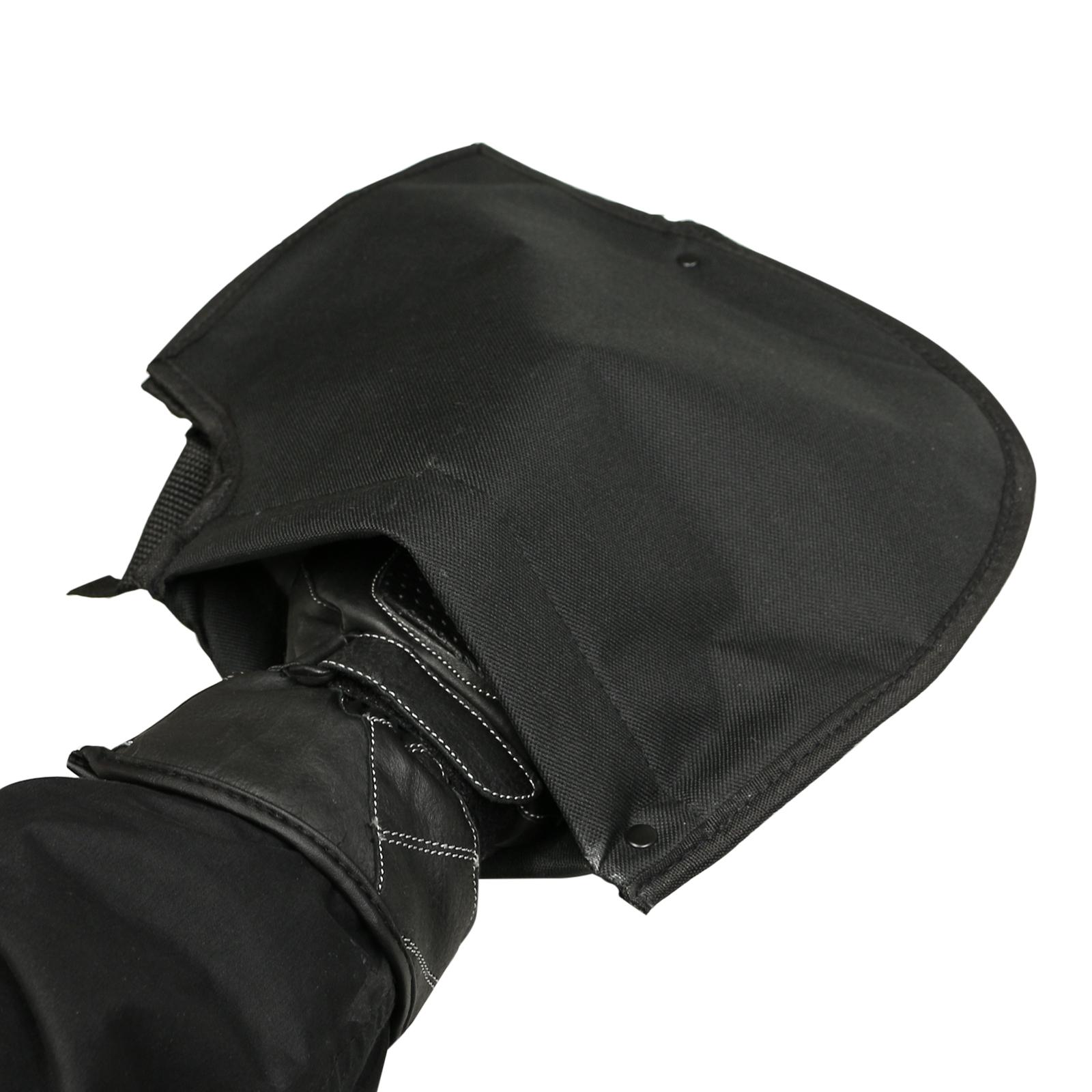 5fefd24aec3388 Sentinel Ryde Motorrad Stulpen/Handschuhe mit Thermofleece-Fütterung -  Wasserfest- 1 Paar