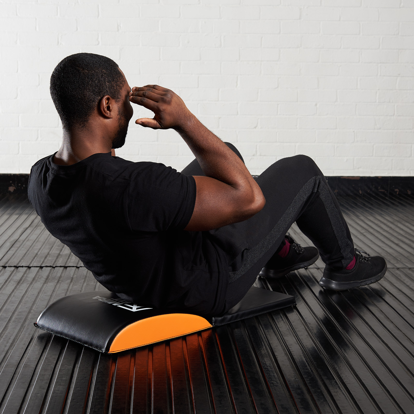 Ab Mat Pad Cushion Sit Up Core Exerciser Abdominal Stomach Trainer Equipment