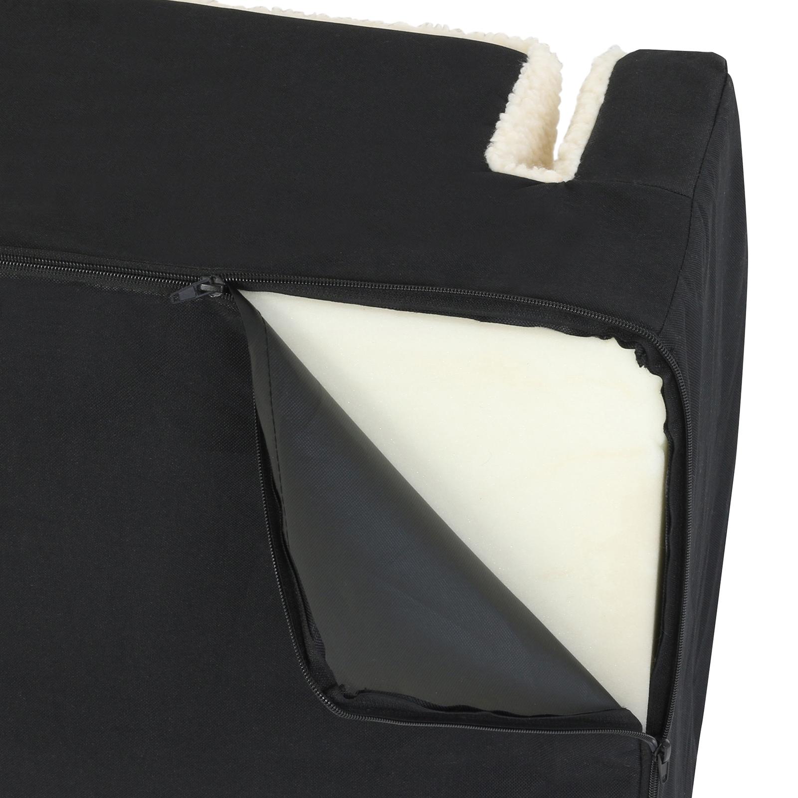 me my pets autositz kissen korb f r haustiere hunde katz. Black Bedroom Furniture Sets. Home Design Ideas