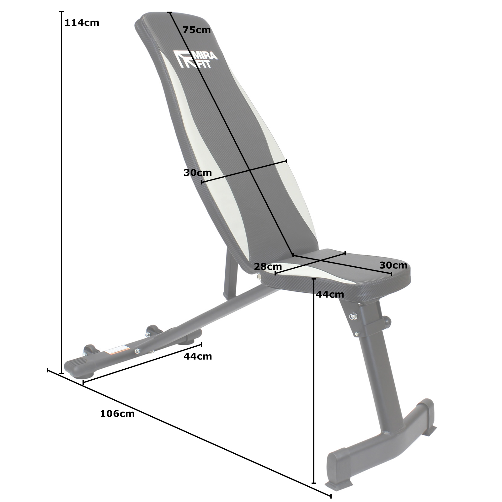 press weight chest folding station adjustable itm bench flat mirafit lifting dip sentinel bar