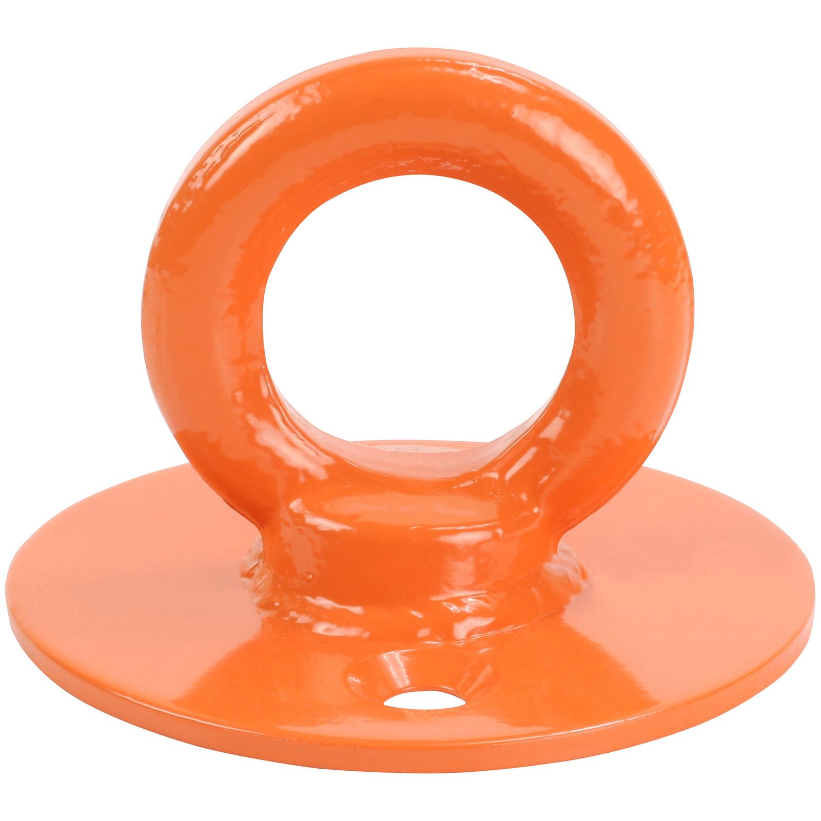 Orange Ryde Ancre De Sol De S/écurit/é /à Anneau Sup/érieure