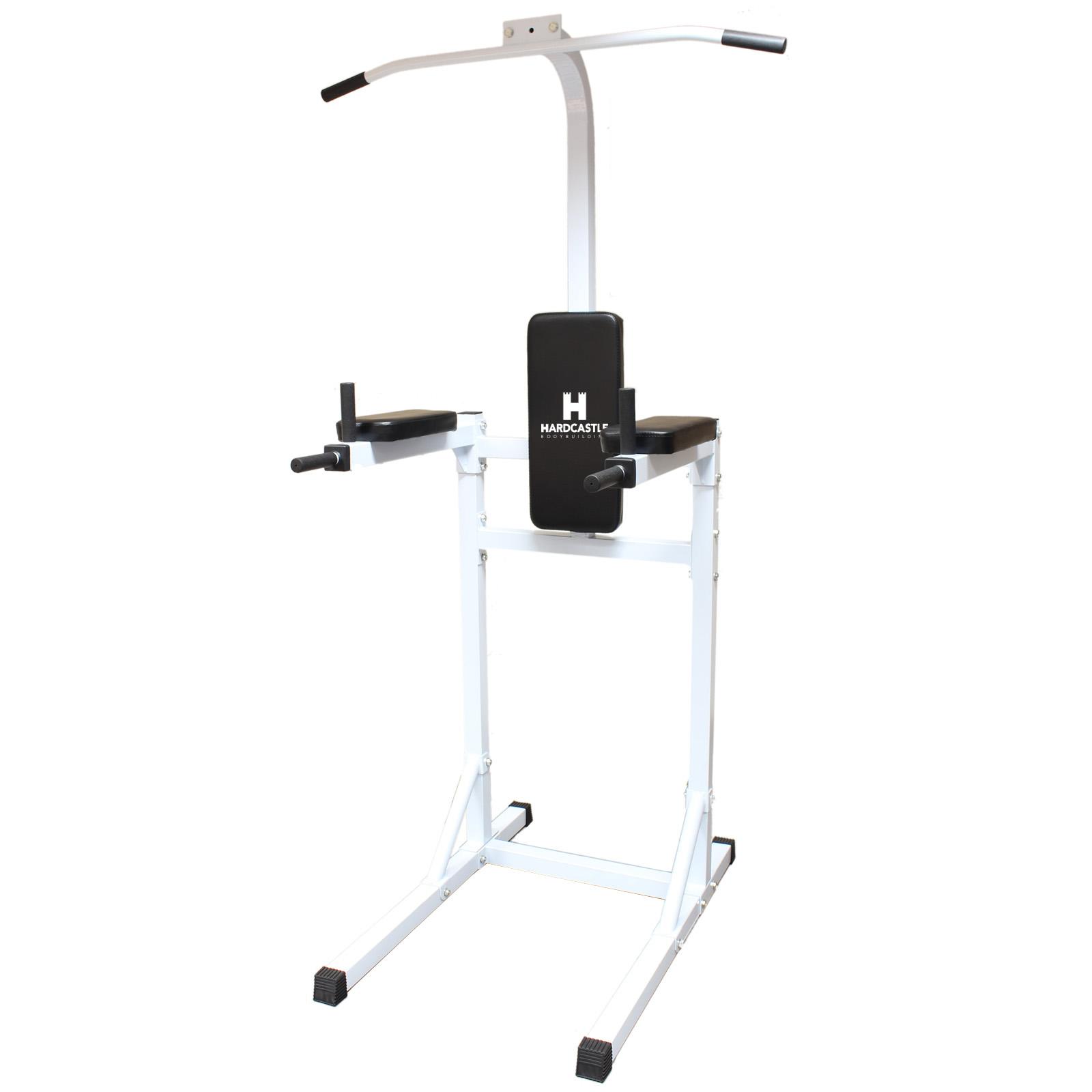 Details Sur Hardcastle Chaise Romaine De Gym Barres Tractions Dips Musculation Fitness