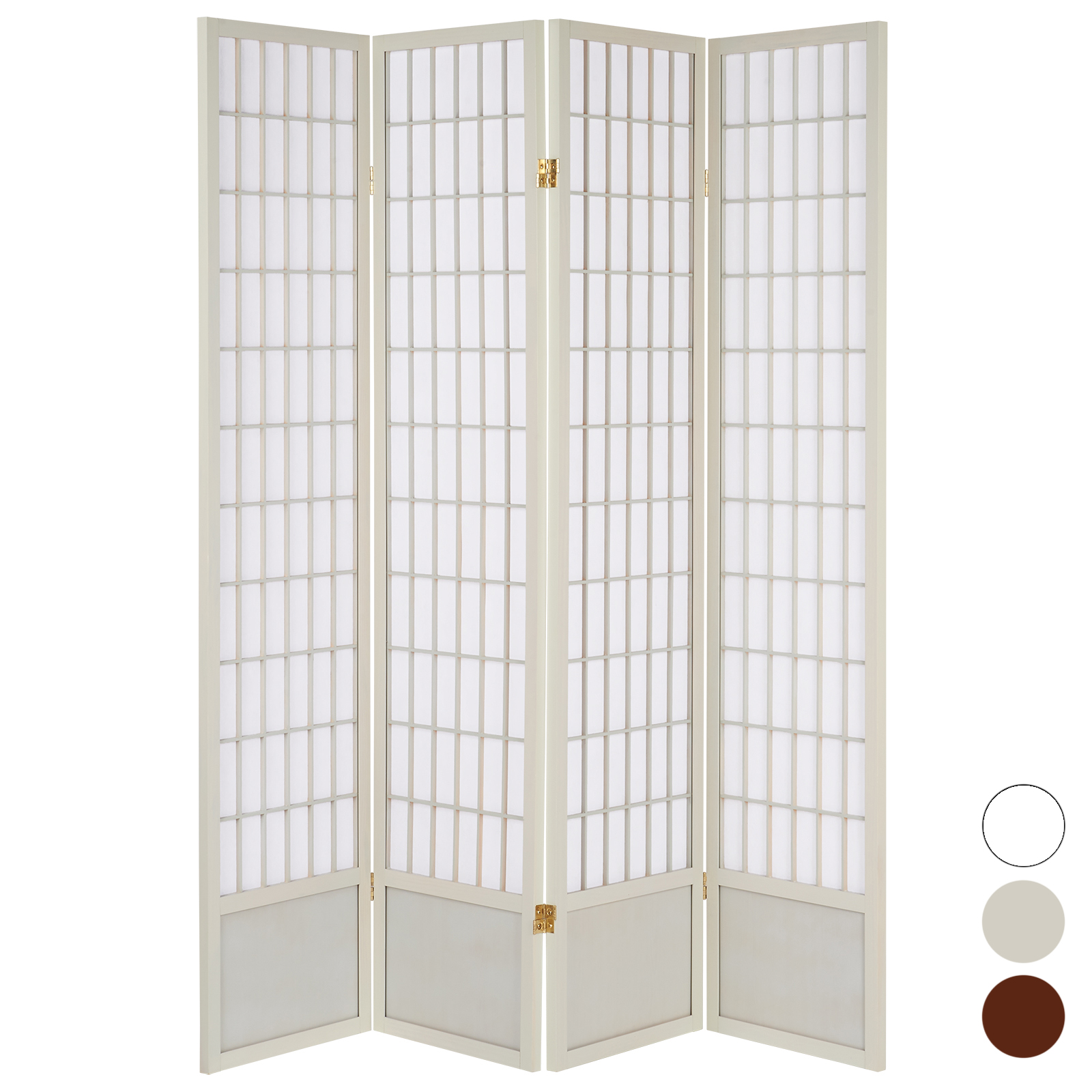 Admirable Details About Hartleys 4 Panel Folding Japanese Room Divider Screen Shoji Partition Separator Home Interior And Landscaping Ologienasavecom