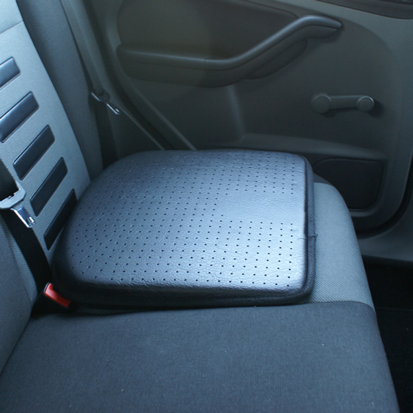 SEAT/CHAIR CUSHION SUPPORT RISER WEDGE FOR THE CAR/HOME/OFFICE ...