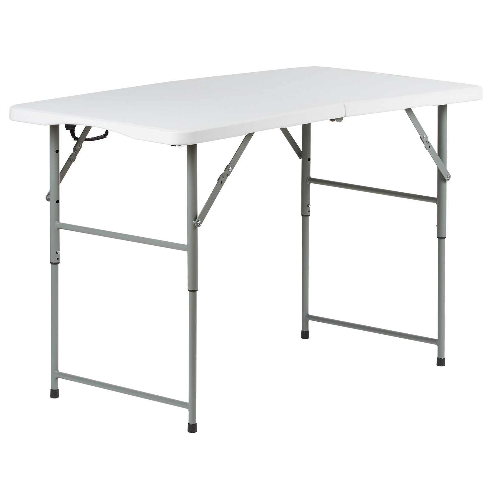 Tavoli Da Mercato Pieghevoli.4ft Folding Table Stall Market Fete Fair Art Camping Tradeshow