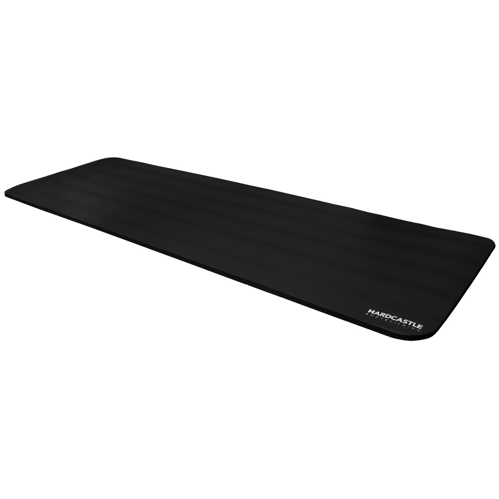 HARDCASTLE BLACK 15MM THICK YOGA//FITNESS//EXERCISE//FLOOR MAT GYM CLASS//WORKOUT UK