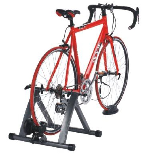 Adjustable Magnetic Bike Cycle Exercise Turbo Trainer With