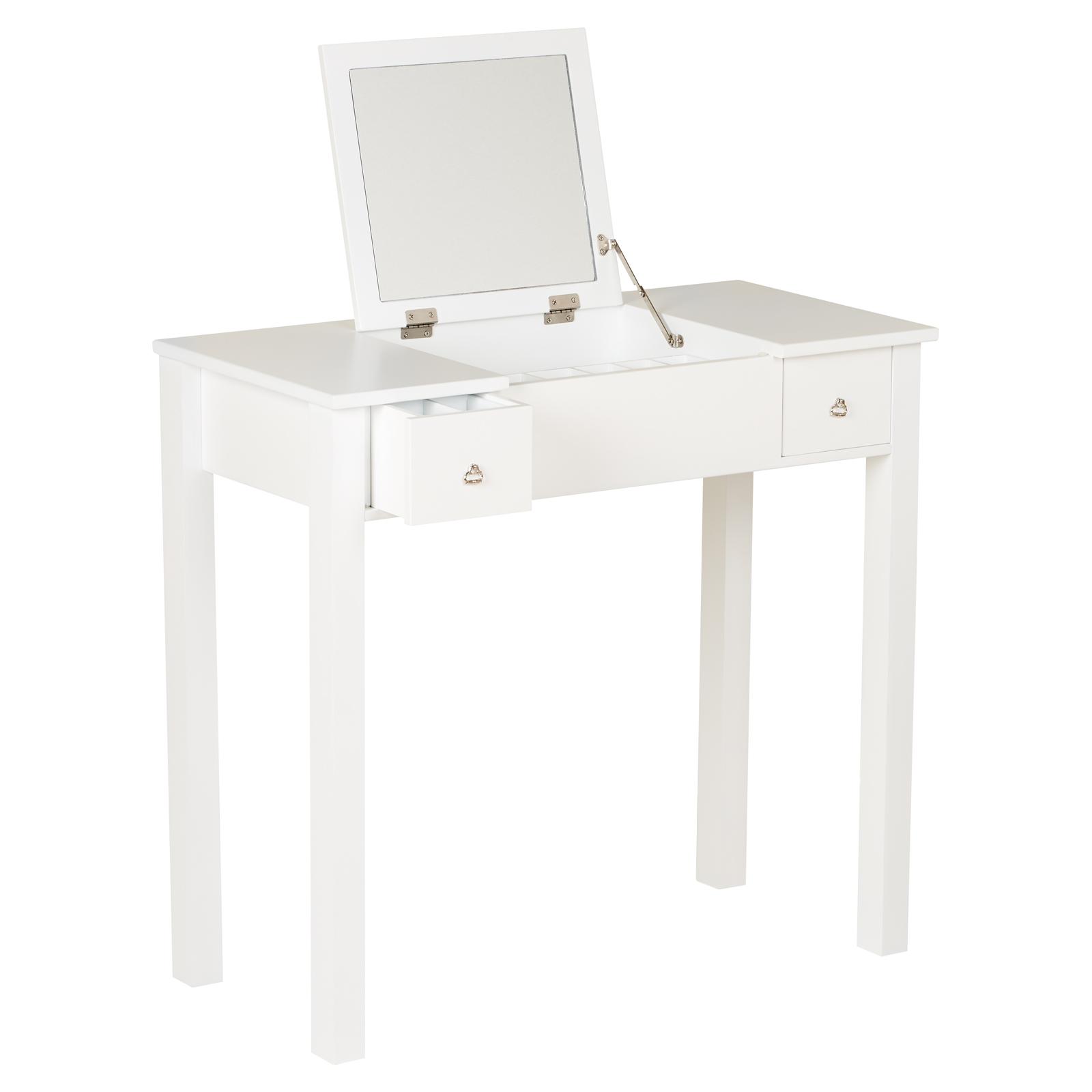 Outstanding White Makeup Table With Drawers Saubhaya Makeup Uwap Interior Chair Design Uwaporg