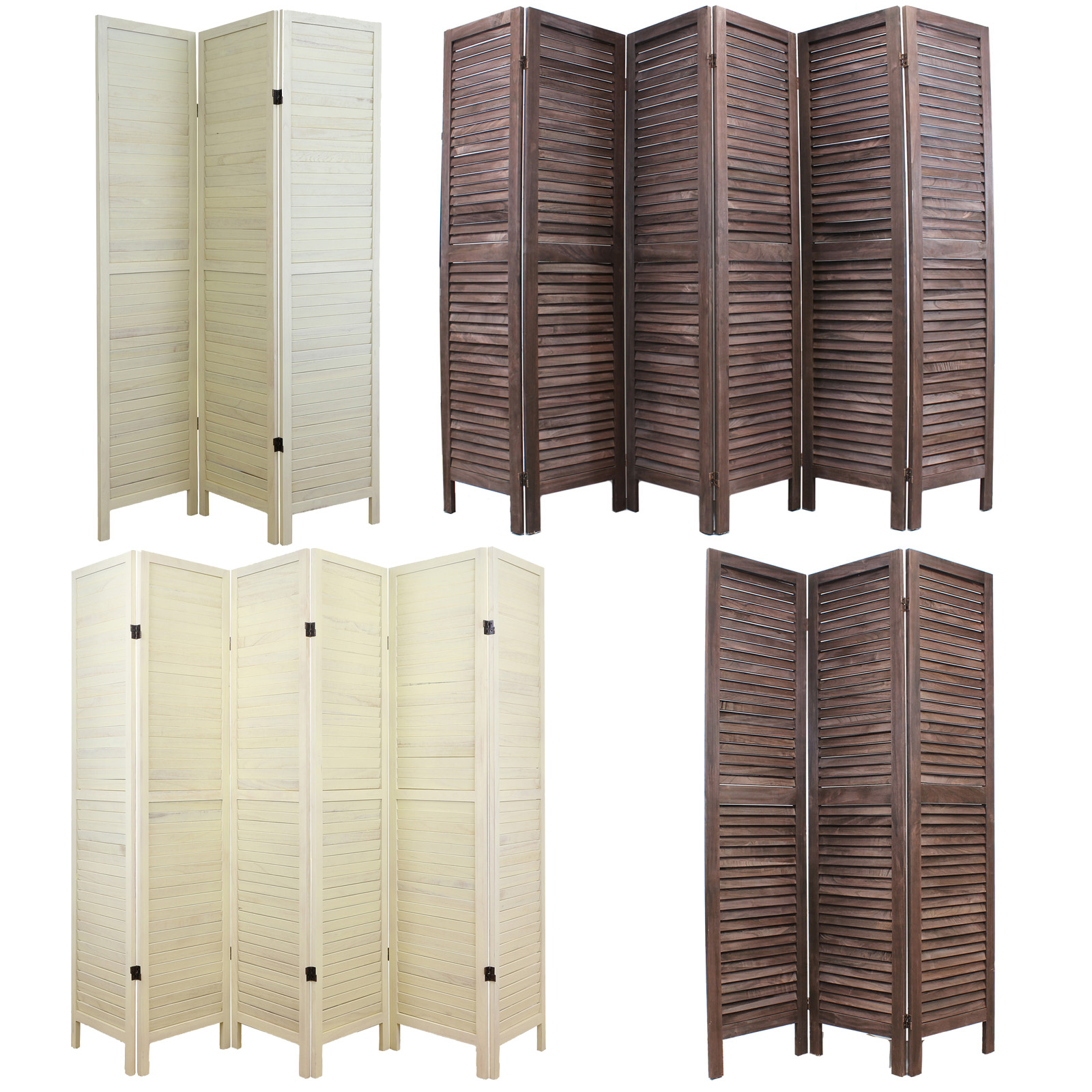 Partition Divider wooden slat room divider privacy screen/partition/blind wide